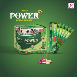 Param Power Herbal Mosquito Agarbatti