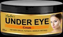 Captain's Under Eye Cream, Packaging Size: 50 Gm