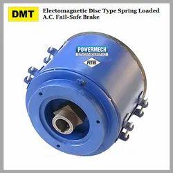 Fail Safe Electromagnetic DMT Brake