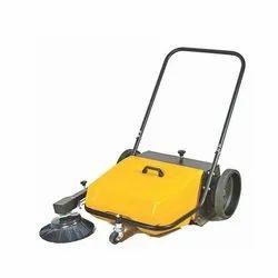 CMMS-11 Manual Sweeper