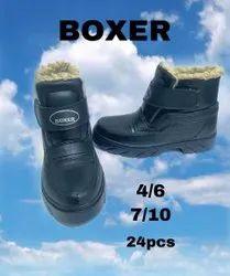 Footwud Boxer Snow Boot Fur