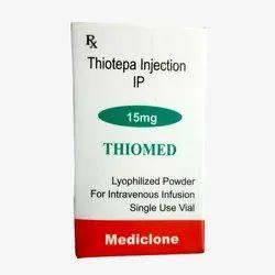 Thiotepa 15mg / 100mg Inj