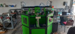 Fully Automatic Shopping Bag Making Machine Square Bottom