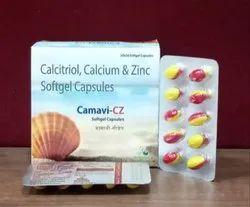 Calcitriol ,calcium And Zinc