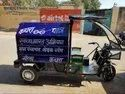 Garbage Collection E Vehicle