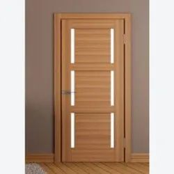 Coated Brown TATA Pravesh Steel Doors, For Home, Thickness: 46 Mm