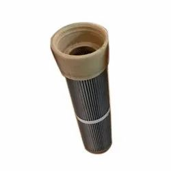 Spun Bonded Polyster 500mm Dust Collection Filter, For Air Filters