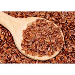 Dried Roasted Flax Seeds