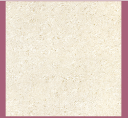 Ceramic Gala Almond Double Charge Vitrified Tiles, Usage Area: Flooring, Size: 600 x 600 mm