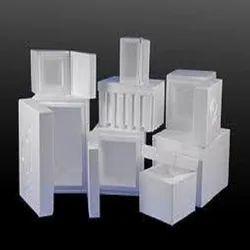 Styrofoam Sheets Thermocol Moulded Box