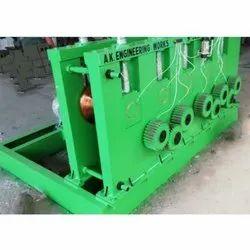 Heavy Duty Angle Straightener Machine