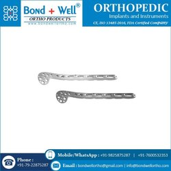 Orthopedic Implants Locking Proximal Humerus Plate
