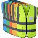 Metro Florescent Reflective Jacket: Model No. SJ-1405