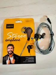 Wired Mix Realme Streo Earphone
