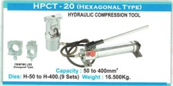 Jainson HPCT-20B Hydraulic Crimper 400mm