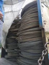 Silver Aluminium Wire Scrap, For Melting, Size: Loose