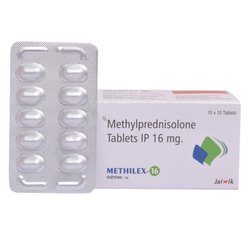 Methylprednisolone 16 mg Tab