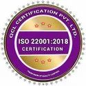 ISO 22001:2018 Certification Services