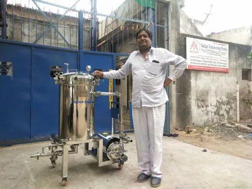 Kerosene Filter Press