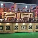 Party Food Catering Counter