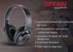 Wired OVAL HEADPHONES
