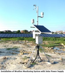 Solar Plant Weather Monitoring