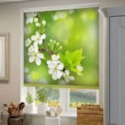 Customized Window Roller Blinds, For Home Decoration
