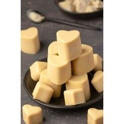 Milk Flavour Heart White Chocolate