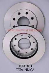 Brake Disc For Tata Indica