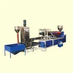 PP Plastic Recycling Dana Reprocess Machine