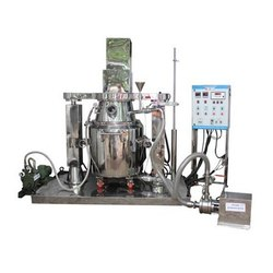 Dry Mix Detergent Powder Making Machinery