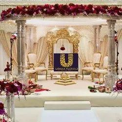 Wedding Stage Management Service