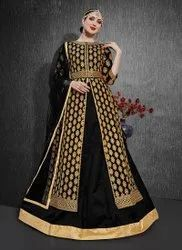 Ladies Silk Designer Lehenga Choli For Wedding