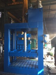 Fabric Baling Machine 60 Ton