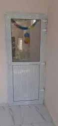 White UPVC French Door, For Office, Size/Dimension: 3*6