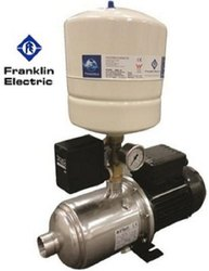 Franklin Electric Stainless Steel Pressure Pump Multistage Horizontal