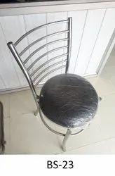 Black Steel Restaurant chair