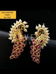 200 Kolhapuri Fashion Tops