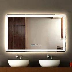 Wall Mounted Decorative Bathroom Mirror