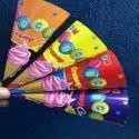 Foil Ice Cream Cone Sleeve