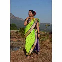 Readymade Rajashahi Saree