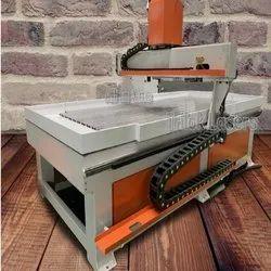 Trilok Ss CNC Wood Router Machine, 6kW, Model Name/Number: TIR1325