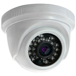 CCTV Dome Security Camera, Max. Camera Resolution: 1920 x 1080