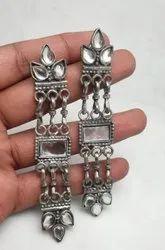 Traditional Designer Long Earrings