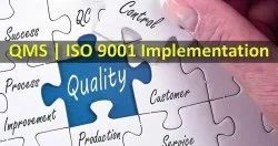 ISO 9001:2015 IMPLEMENTATION & CONSULTATION