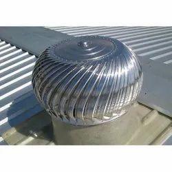 Aluminium Turbo Air Roof Ventilator
