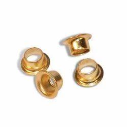 Brass Shoe Eyelets
