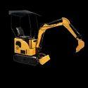 Mini Excavator With Brake