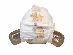 Baby Pull Up Printed Diaper Pant