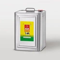 Ram Ghee 15L Tin, Purity: 100% Pure, 360